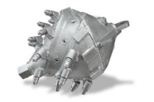 Режуще-уплотняющий расширитель без встроенного вертлюга
